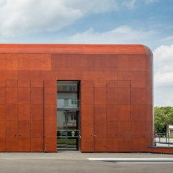 L'Auditorium De Rezé | Placages bois | Prodema