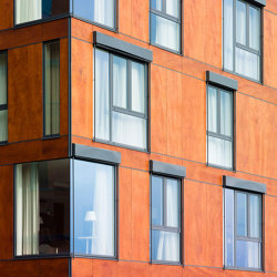 Quality Hotel Waterfront Alesund | Placages bois | Prodema