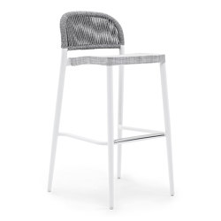 Clever bar stool | Tabourets de bar | Varaschin