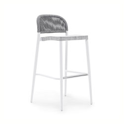 Clever bar stool | Bar stools | Varaschin