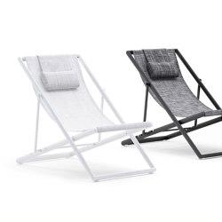 Clever foldable deckchair | Sonnenliegen / Liegestühle | Varaschin