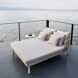 Emma daybed confort | Lettini / Lounger | Varaschin