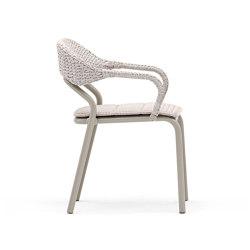 Noss Armchair | Stühle | Varaschin