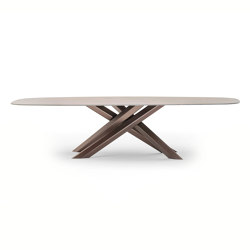 System Star Fixed Table | Tables de repas | Varaschin