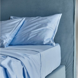 Touch Linen | Cotton Satin Upper Sheet | Fundas de cama | Candia