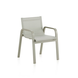 Stack Dining Club Armchair | Chairs | GANDIABLASCO