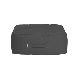 Arm-Strong Pouf Graphite | Pufs | Trimm Copenhagen
