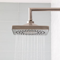 Luxnetic Showerhead 2159 | Shower controls | Newport Brass