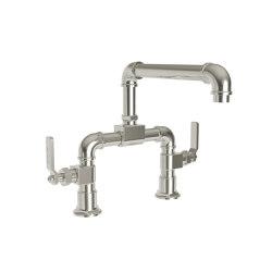Duncan bridge Faucet | Kitchen taps | Newport Brass