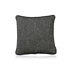 Crochet Frame ebony |40x40| | Cushions | Manufaktur Kissenliebe