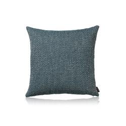 Crochet teal |50x50| | Kissen | Manufaktur Kissenliebe