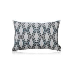 Prism teal |60x40| | Cushions | Manufaktur Kissenliebe