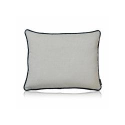 Smooth Frame teal |50x40| | Cushions | Manufaktur Kissenliebe