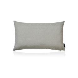 Smooth ivory |50x30| | Cushions | Manufaktur Kissenliebe