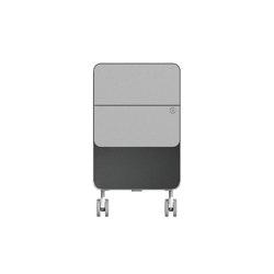 Revi | Dual Drawer Pedestal | Pedestals | AMQ Solutions