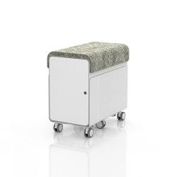 Revi | Personal Storage Locker | Pedestals | AMQ Solutions
