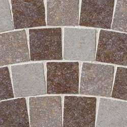 Pietra di Cembra Arco | Ceramic mosaics | Refin