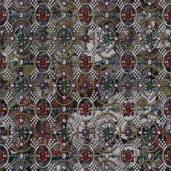 Flowers & Diamonds | Wandbeläge / Tapeten | LONDONART