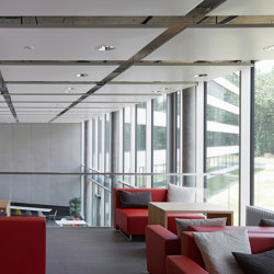 Chilled Metal Ceiling Sail A11 | Climate ceiling systems | Barcol-Air