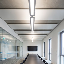 Hybrid Chilled Ceiling Module U4x | Climate ceiling systems | Barcol-Air