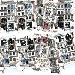 Miroir De La Ville | Wall coverings / wallpapers | Agena