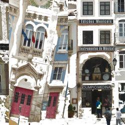 Miroir De La Ville Vintage | Wall coverings / wallpapers | Agena