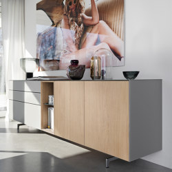 cubus pure Beimöbel | Sideboards / Kommoden | TEAM 7