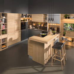 linee kitchen | Fitted kitchens | TEAM 7
