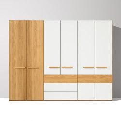 soft wardrobe | Cabinets | TEAM 7