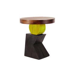 Lazlo Sculptural End Table | Side tables | Pfeifer Studio