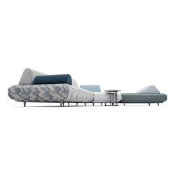 Bento Modular Sofa | Cocoon furniture | Varaschin