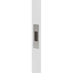 Mardeco End Pull Brushed Nickel | Flush pull handles | Mardeco International Ltd.