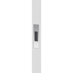 Mardeco End Pull Polished Chrome | Flush pull handles | Mardeco International Ltd.