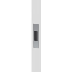 Mardeco End Pull Satin Chrome | Flush pull handles | Mardeco International Ltd.