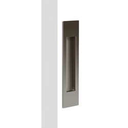 Mardeco Flush Pull Bronze | Flush pull handles | Mardeco International Ltd.