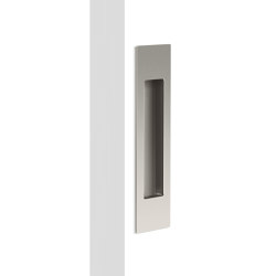 Mardeco Flush Pull Brushed Nickel | Flush pull handles | Mardeco International Ltd.