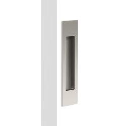 Mardeco Flush Pull Brushed Nickel | Maniglie ad incasso | Mardeco International Ltd.
