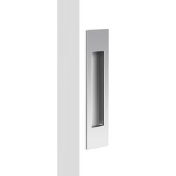 Mardeco Flush Pull Polished Chrome | Flush pull handles | Mardeco International Ltd.