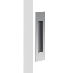 Mardeco Flush Pull Satin Chrome | Flush pull handles | Mardeco International Ltd.