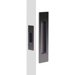 Mardeco Flush Pull Set Black | Flush pull handles | Mardeco International Ltd.