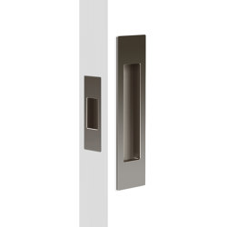 Mardeco Flush Pull Set Bronze | Flush pull handles | Mardeco International Ltd.