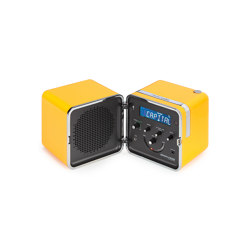 Radio.cubo | ts522d+S-GS | Multimedia devices | Brionvega