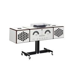 Radiofonografo | rr226-fo-st-Bianco | Sound systems | Brionvega
