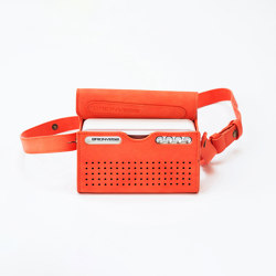Wearit | ts217-orange | Speakers | Brionvega