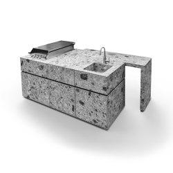 bbqubeX | Outdoor Kitchen | Modular outdoor kitchens | OCQ