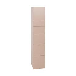 SET Wardrobe | Cloakroom cabinets | Schönbuch