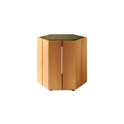 Hexagon Side Table | Tavolini alti | Tribù