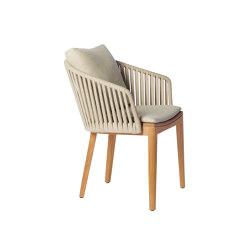 Mood Dining Chair | Stonegrey | Stühle | Tribù