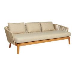 Mood Outdoor Sofa | Earthbrown | Canapés | Tribù