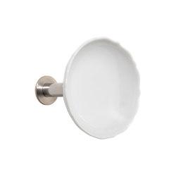 CHINA porcelain hook | Single hooks | Schönbuch